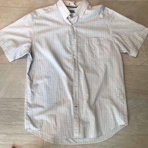 Mens Nautica Short Sleeve Shirt